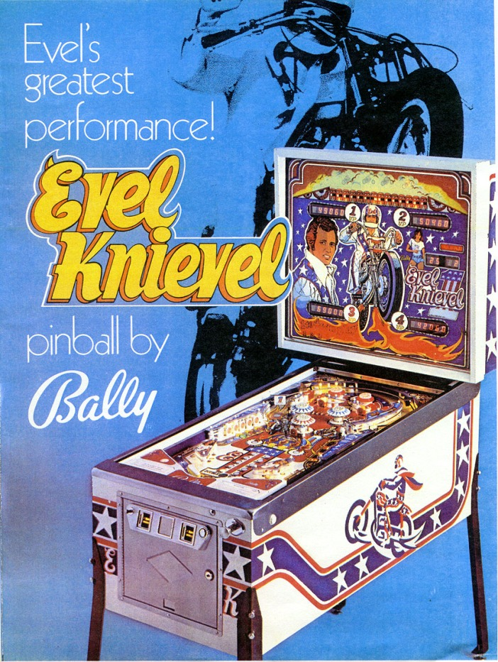 Evel Knievel - Jun 1977